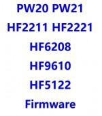 PW20_PW21_HF2211_HF2221_HF6208_HF9610_HF5122__Firmware