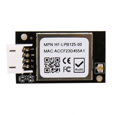 CE FCC HF-LPB120-1-EVK  Low Power WiFi Module Antenna-inner with Evaluation Kit