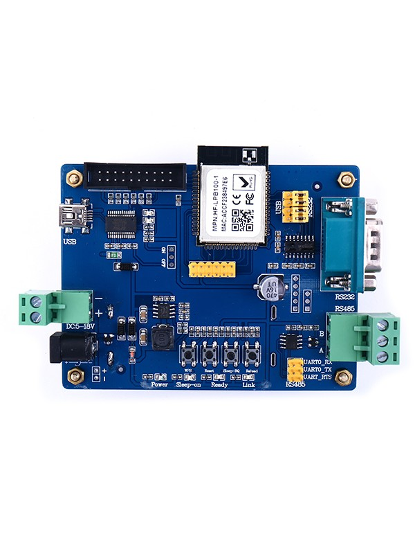 UART to Wi-Fi [LPB100 EVK]
